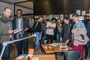 Exposición de Caligrafía árabe en Copenhague